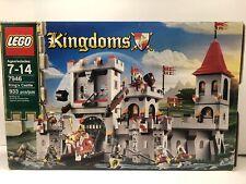 Lego Castle Kingdoms Set 7946-1 King's Castle 100% complete + instructions + box