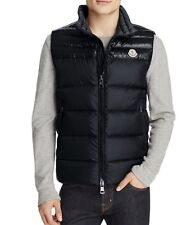 New Moncler 2017 Dupres Quilted Down Vest Nwt Navy