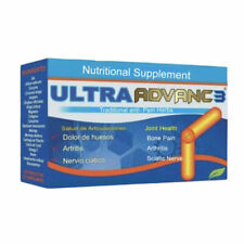 ULTRA ADVANCE 3 Alternative Pain Therapy Capsules - 30 Count