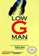 LOW G MAN NES NINTENDO GAME COSMETIC WEAR