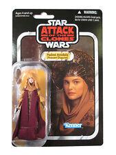 Hasbro Star Wars Attack Of The Clones Padme Amidala Action Figure 33, Moc