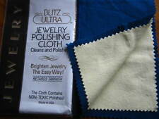 Blitz Jewellery Cleaning Cleaner Polishing Cloth Polish Gold Silver Platinum