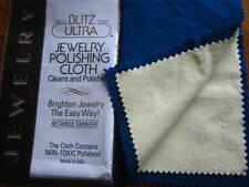 Blitz Jewellery Cleaning Polishing Cloth Clean Polish Gold Silver Platinum