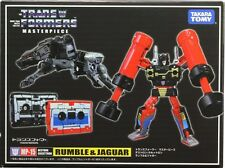Takara Transformers Masterpiece MP-15 Rumble & Jaguar Cassettes