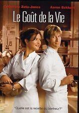 DVD *** LE GOUT DE LA VIE ***avec Catherine Zeta-Jones