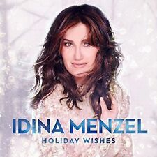 Holiday Wishes by Idina Menzel (CD, Oct-2014, Warner Bros.)