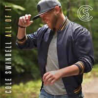COLE SWINDELL ALL OF IT CD NEW