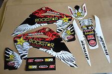 TEAM ROCKSTAR HONDA GRAPHICS HONDA 2003-2007 CRF150 CRF230 CRF150F CRF230F CRF