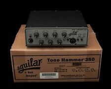 Aguilar Tone Hammer 350 Super Light Bass Head TH350