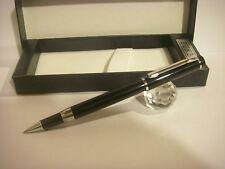 Penna a Sfera Duke Rollerball - Black Chrome