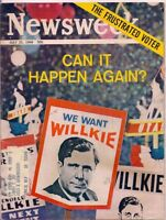 NEWSWEEK magazine-july 22,1968-THE FRUSTRATED VOTER-CAN IT HAPPEN AGAIN?