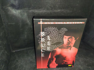 dvd bruce lee collection 5 dvd