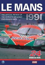 Le Mans 1991 - Official review (New DVD) 24 Hour Endurance race