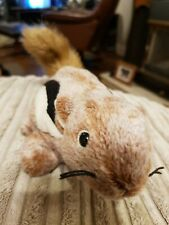 Ty - Beanie Babies - Chipper the Chipmunk No Tag Tag - Teddy Collectible Toy