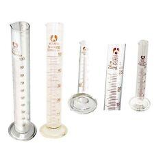 Glaszylinder Mess Chemielabor Measure Lab Graduierte Professionelle