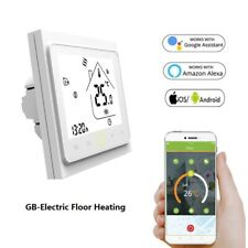AC95~240V Electric WiFi Temperature Controller Works with Google Home Alexa
