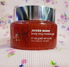 Victoria's Secret Beauty Rush Juiced Berry Body Zing Moisture Gel  NEW