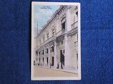 Havana Cuba/Obispo Street-City Hall/Printed Color Photo Postcard/Unposted