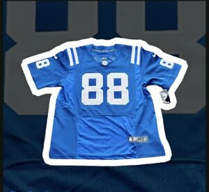 New York Giants Hakeem Nicks 88 Nike On the Field Jersey Size 52 New With Tags