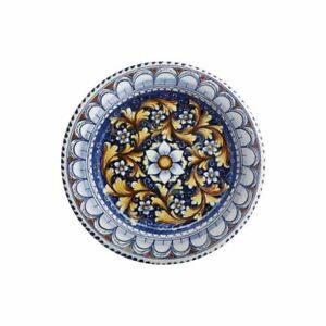 Maxwell & Williams Ceramica Salerno Ceramic Dinner Plate Medici 26.5cm