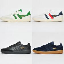 GOLA CLASSICS Inca Leather Retro Vintage Heritage Trainers From £26.99