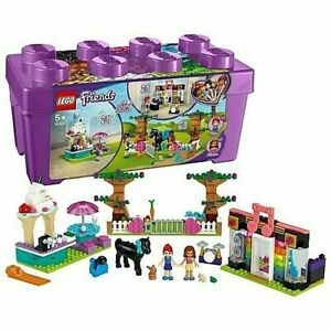 Lego Friends 41431 Heartlake City Brick Box Set 321 Pcs New Kids Xmas Toy Age 5+