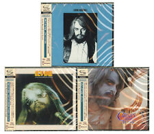 LEON RUSSELL-LOT OF 3 CD-JAPAN SHM-CD SET Ltd/Ed 193