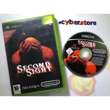 SECOND SIGHT per Microsoft XBOX 1 originale prima serie
