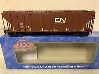 ✅ATLAS O CANADIAN NATIONAL PS 4427 LOW SIDE HOPPER CAR! FITS LIONEL MTH 4750