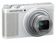 Olympus Stylus White Digital Cameras