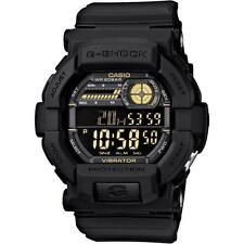 CASIO G-SHOCK GD-350-1BER Super-Auto-LED World Time Alarm 200m Watch RRP £80.00