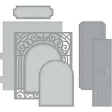 Spellbinders Die ~ GRAND ARCH 3D CARD ~ S6-138 Amazing Paper Grace