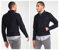 Cappotti e giacche da uomo Bomber, Harrington in cotone