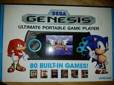 Sega genesis Ultimate portable game player slightly used condition 80 games