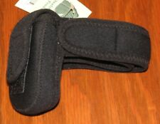 Equestrian Rider's Neoprene Cell Phone Case - Arm or Leg Band - Black NWT
