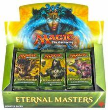 MTG Magic The Gathering ETERNAL MASTERS Sealed Booster Box  English