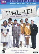Hi-de-Hi ! : Hoera, het is vakantie ! - De complete collectie (12 DVD)