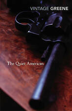 The Quiet American by Graham Greene (Paperback) New Book