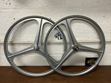 "Vintage Rare Radsport Inferno Magnesium Mountain Bike Wheels 26"""