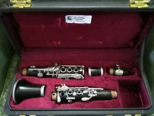 Buffet Crampon R13 Eb Clarinet with case and Bay ligature