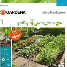 GARDENA MDS Start-Set Pflanzflächen, Regner