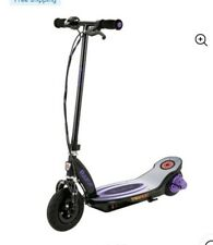 Razor Power Core E100 Electric Scooter Purple- up to 11mph- Brand New