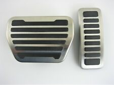 13-18 Range Rover / 14-18 Sport Stainless Steel Pedal Pad Covers Set Genuine New