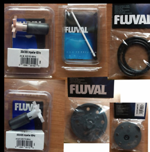 FLUVAL 304 404 305 405 306 406 307 407 MAGNETIC IMPELLER COVER SHAFT MOTOR SEAL