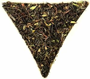 Darjeeling First Flush Organic Blend 1st Flush Loose Leaf Tea Champagne
