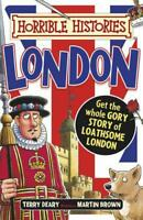 Gruesome Guides: London (Horrible Histories) by Terry Deary, NEW Book, FREE & Fa