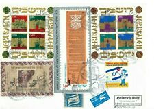 Israel 1998 World Stamp Exhibition Private Cover