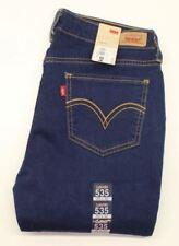 Jeans bleus Levi's pour femme