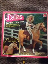 1980 Dallas Barbie Dolls Horse Box Only Vintage #3312