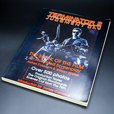 Terminator 2:Judgment Day, Book of the Film,Illustrated Screenplay,James Cameron